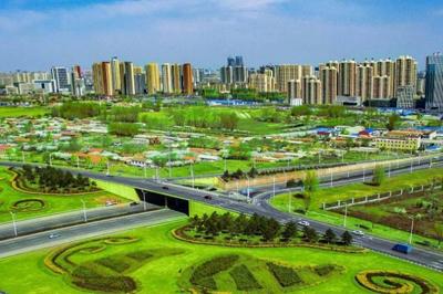 道路环境绿化
